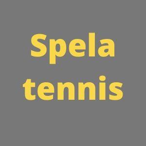 tennis vickan